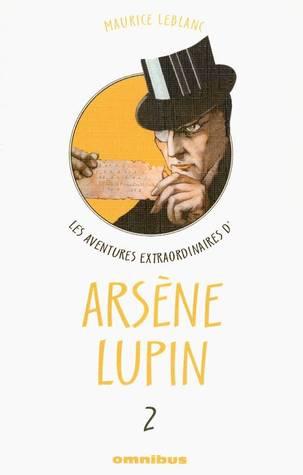 Les aventures extraordinaires d'Arsène Lupin, Tome 2