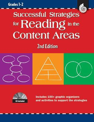 Successful Strategies for Reading in the Content Areas: Grades 1-2 [With CDROM]