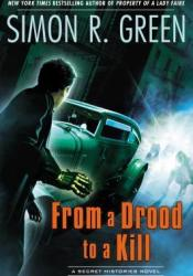 From a Drood to a Kill (Secret Histories, #9) Pdf Book