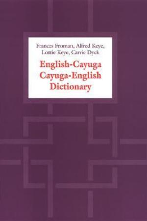 English-Cayuga/Cayuga-English Dictionary pdf books