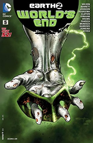 Earth 2: World's End #5