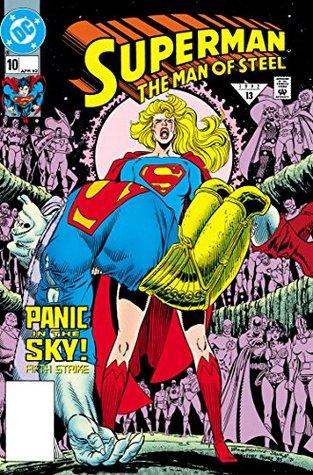 Superman: The Man of Steel (1991-) #10