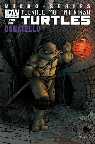 Teenage Mutant Ninja Turtles Micro Series #3: Donatello