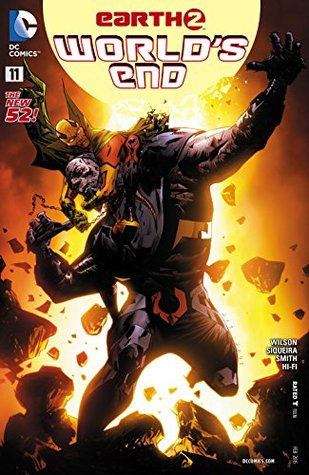 Earth 2: World's End #11