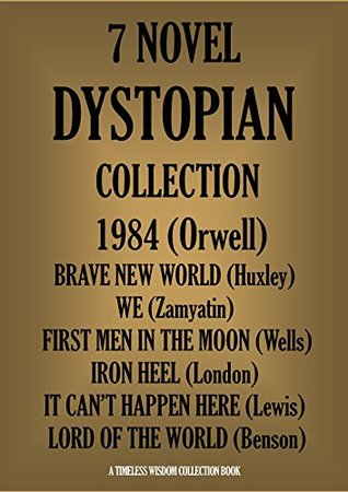 7 Novel Dystopian Collection