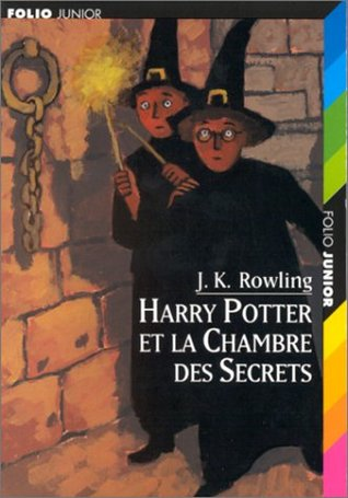 Harry Potter et la Chambre des Secrets (Harry Potter, #2)