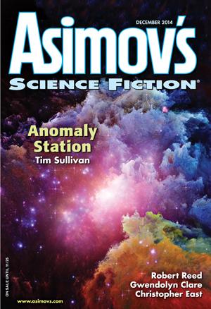 Asimov's Science Fiction, December 2014