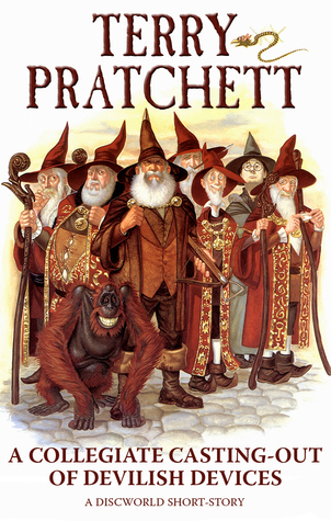A Collegiate Casting-Out of Devilish Devices (Discworld #37.5)