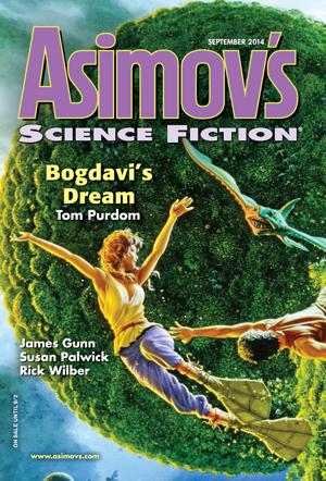 Asimov's Science Fiction, September 2014