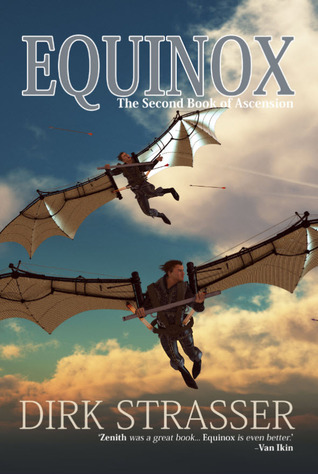 Equinox (Books of Ascension, #2)