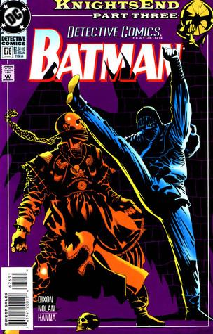 Detective Comics #676