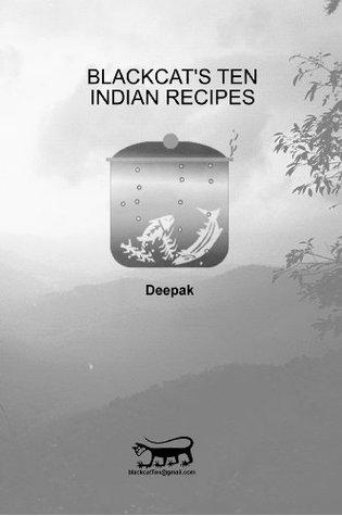 Blackcat's Ten Indian Recipes