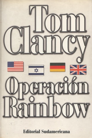 Operación Rainbow (Jack Ryan, #9)