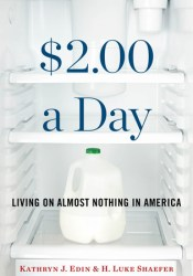 $2.00 a Day: Living on Almost Nothing in America Pdf Book