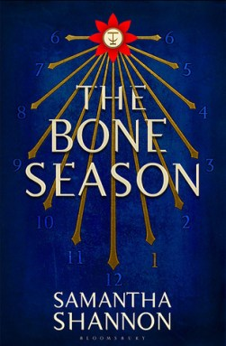 the bone season front cover