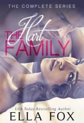 The Hart Family Series Box Set (The Hart Family, #1-6)