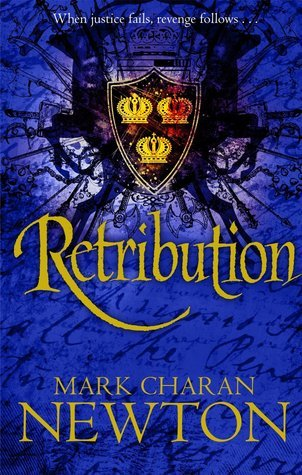 Retribution (Lucan Drakenfeld, #2)