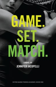 Series Review: Outer Banks Tennis Academy by Jennifer Iacopelli