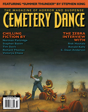 Cemetery Dance: Issue 72