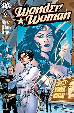 Wonder Woman (2006-) #6