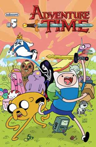 Adventure Time with Finn & Jake (Issue #5)