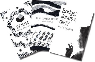 Three Great Reads: Room, The Lovely Bones and Bridget Jones's Diary