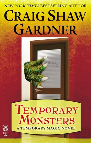 Temporary Monsters (Temporary Magic, #1)