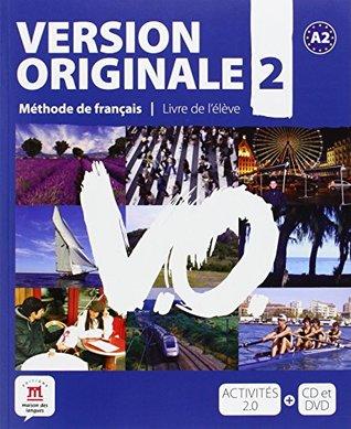Version Originale: Livre De L'Eleve + CD + DVD 2 (A2)