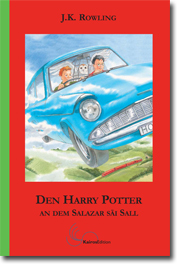 Den Harry Potter an dem Salazar säi Sall (Harry Potter, #2)