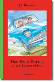 Den Harry Potter an dem Salazar säi Sall (Harry Potter, #2)