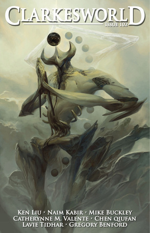 Clarkesworld Magazine, Issue 102 (Clarkesworld Magazine, #102)