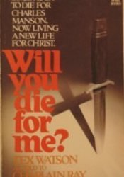 Will You Die for Me? Pdf Book