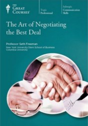 The Art of Negotiating the Best Deal Pdf Book