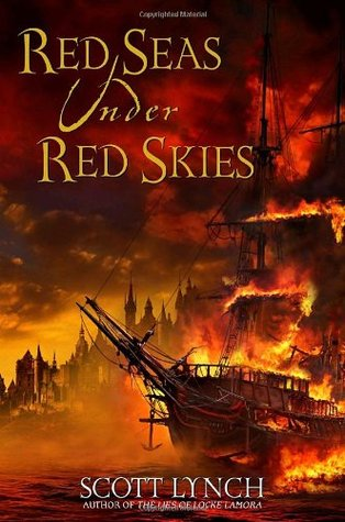 Image result for red seas under red skies