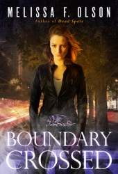 Boundary Crossed (Boundary Magic, #1) Book Pdf
