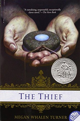 The Thief (The Queen's Thief, #1)