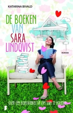 De Boeken van Sara Lindqvist Boek omslag