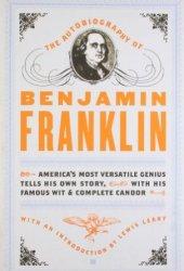 The Autobiography of Benjamin Franklin Pdf Book