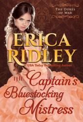 The Captain's Bluestocking Mistress (The Dukes of War, #3) Book Pdf