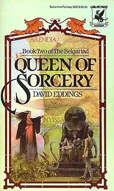 Queen of Sorcery (The Belgariad, #2)