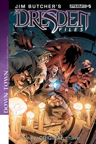 Jim Butcher's Dresden Files: Down Town #5