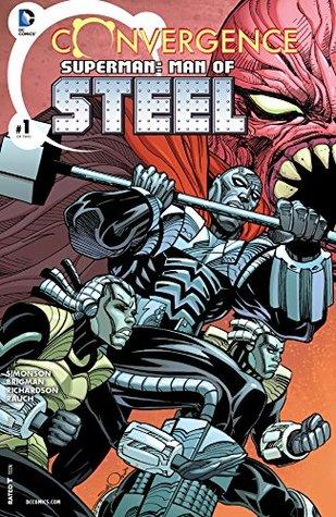 Convergence: Superman: Man of Steel #1