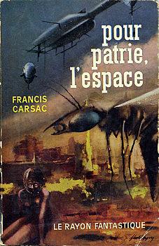 Pour patrie, l'espace (Ligue des Terres Humaines, #3)