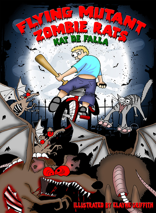 Flying Mutant Zombie Rats (Moto Maddie BMX Portal #1)