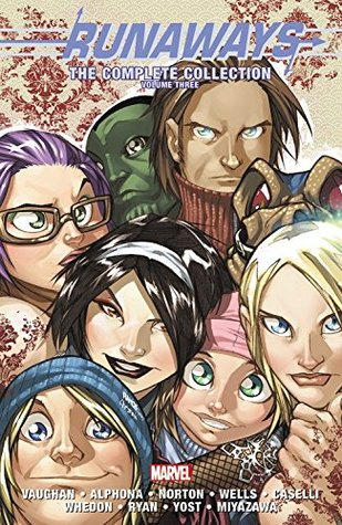 Runaways: The Complete Collection, Vol. 3