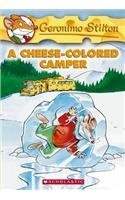A Cheese-colored Camper (Geronimo Stilton, #16)