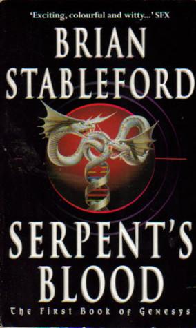 Serpent's Blood (Genesys, #1)