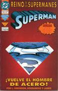 El Reino de los Supermanes, libro 1 - Superman ¡Vuelve el Hombre de Acero!