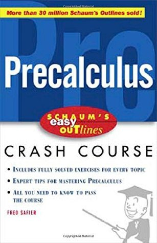 Schaum's Easy Outline of Precalculus