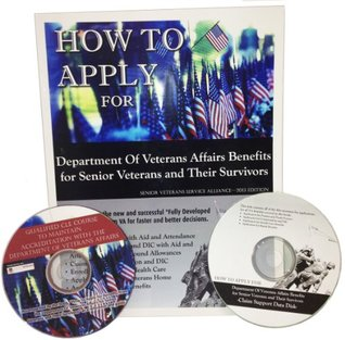 "Qualified CLE Course to Maintain Accreditation with the Department of Veterans Affairs (Accompanied by the book, ""How to Apply for Benefits from the Department Of Veterans Affairs for Senior Veterans and Their Survivors"" as a reference and guide)"